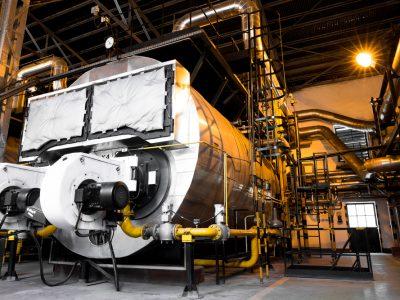 Tratamiento químico para calderas de vapor